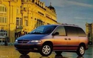 Chrysler Voyager II Chip Tuning