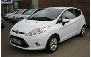 Ford Fiesta Chip Tuning
