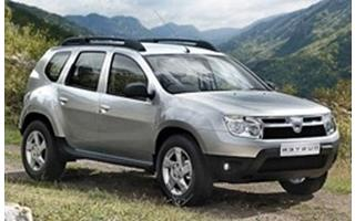 Dacia Duster Chip Tuning