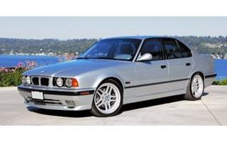 BMW 5 Kasa E34 Chip Tuning