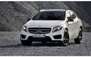 Mercedes-Benz GLA Chip Tuning