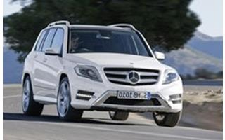 Mercedes-Benz GLK Chip Tuning