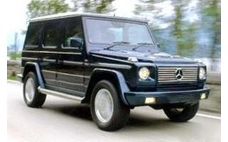 Mercedes-Benz G Serisi Chip Tuning