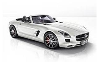 Mercedes-Benz SLS Chip Tuning