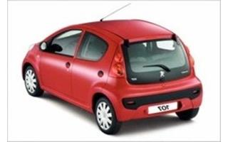 Peugeot 107 Chip Tuning