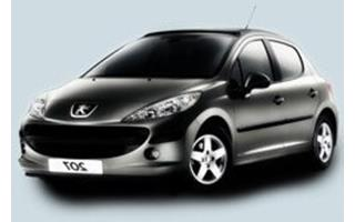 Peugeot 207 Chip Tuning