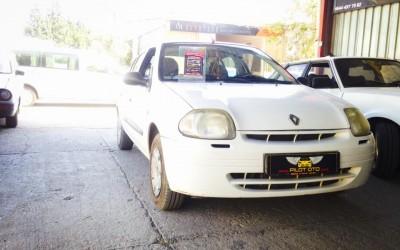 Renault Clio arıza ışığı tamiri