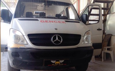 Mercedes Sprinter 315CDI EGR ve DPF iptali
